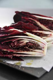 Grilled Treviso Radicchio | The Dinner Party Collective