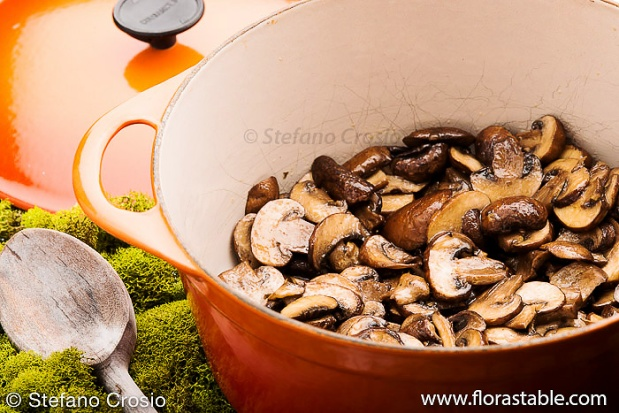 Cremini Mushroom Soup | The Dinner Party Collective