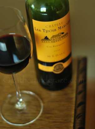 Bordeaux Médoc Wine   The Dinner Party Collective