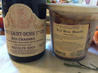 Ingredients | Boeuf Bourguignon | The Dinner Party Collective